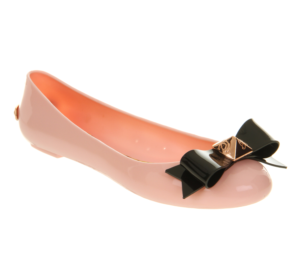 Ted Baker Jemmee Shoes - Black | Free UK Delivery on All Orders