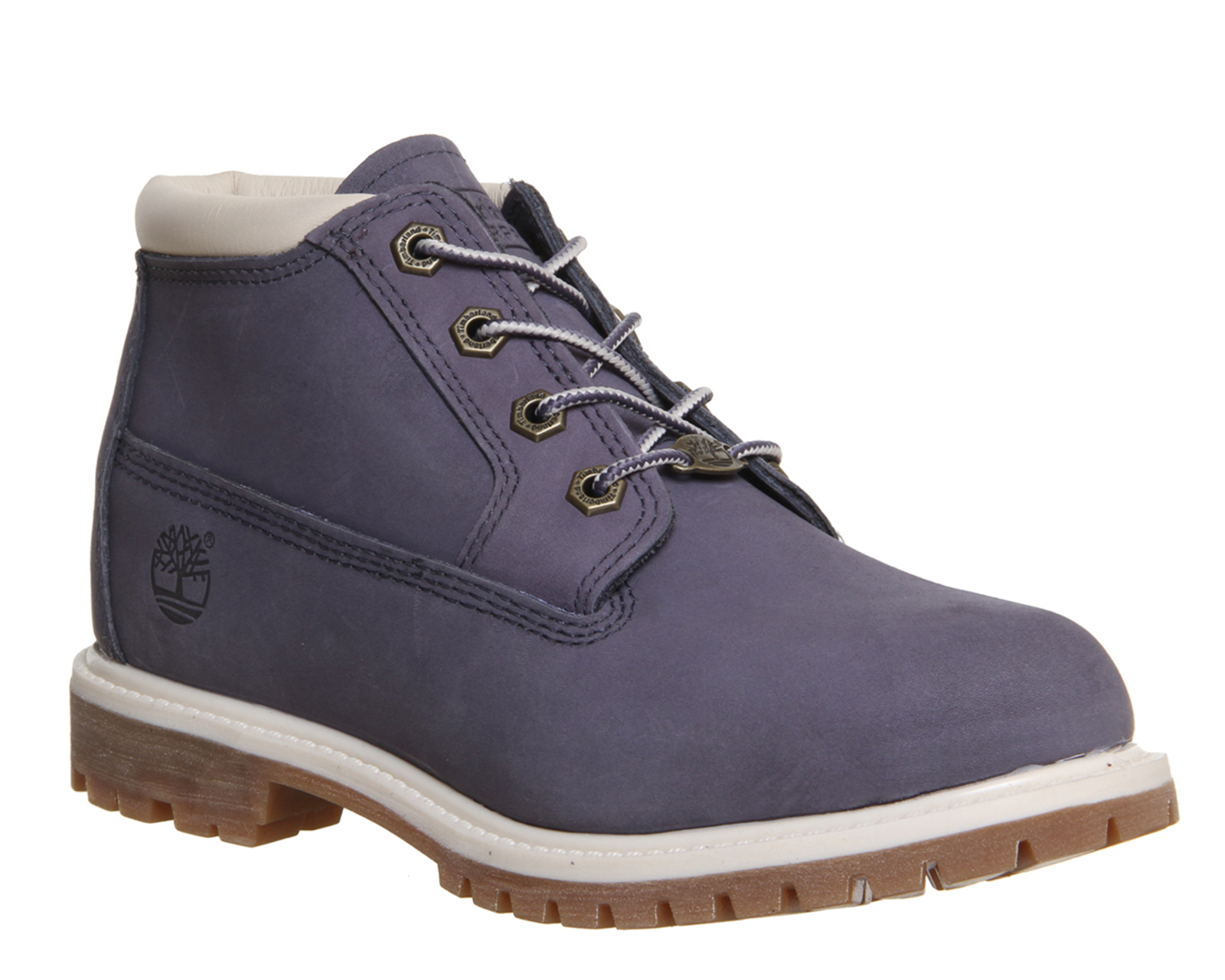 timberland nellie waterproof chukka boots grey