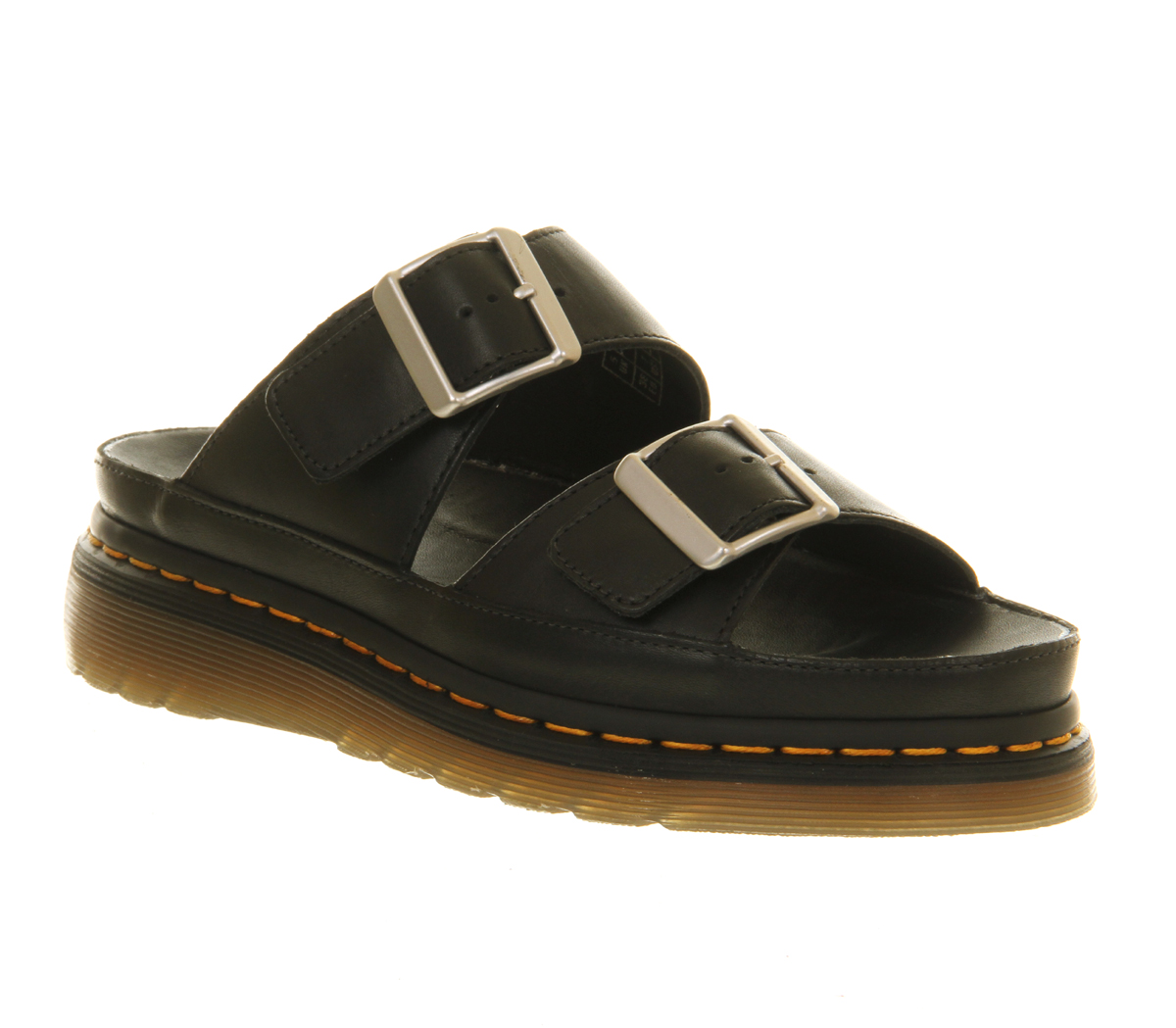 Unique Dr Martens Dr Martens Toa Womens Leather Sandals  Tan  Dr Martens