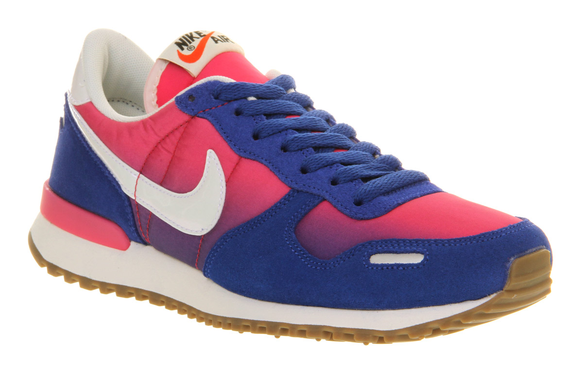 Shop Reebok Blue And Pink Aztrek Trainers at ASOS. Discover fashion online.