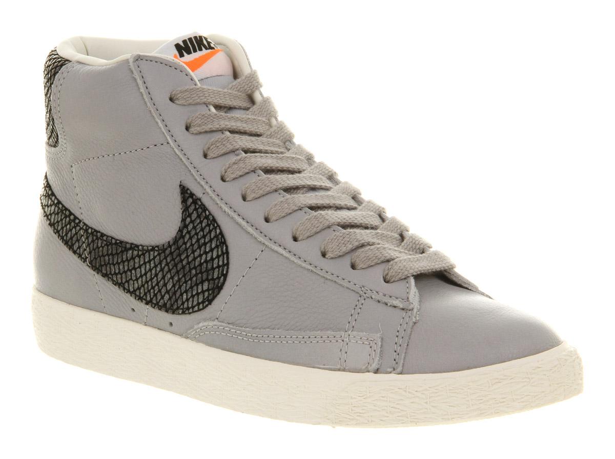 grey nike blazer