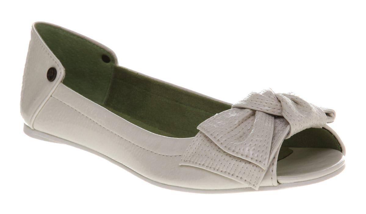 Blowfish Peppermint Black Austin Ballerina Flats - Blowfish Shoes