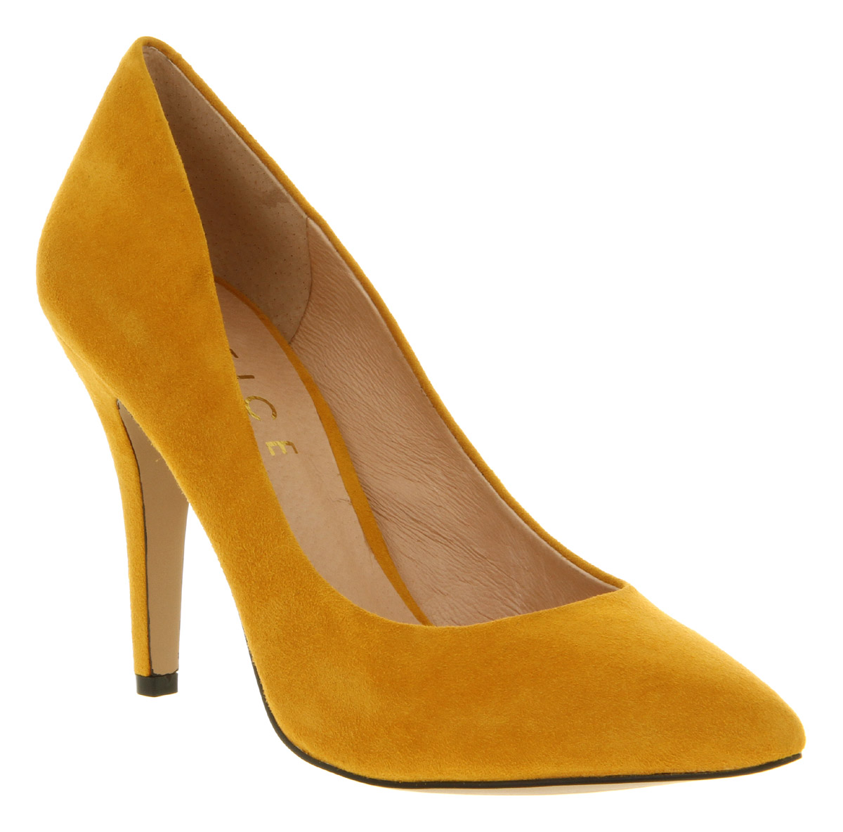 Mustard Womens Shoes
