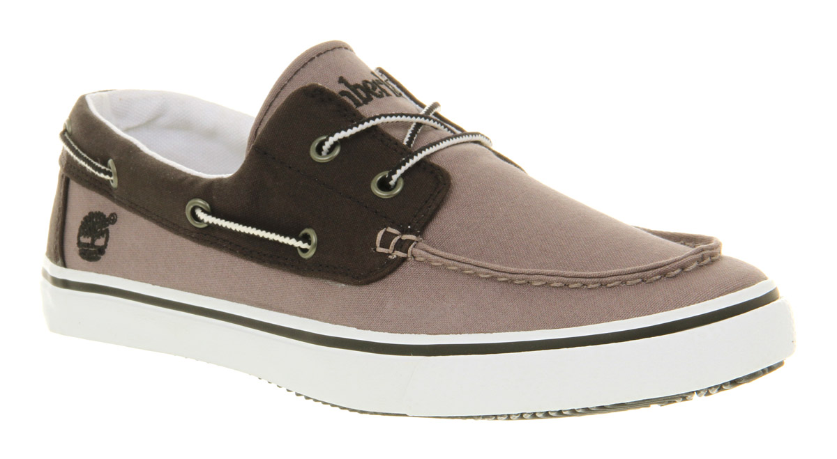 Timberland Men's Earthkeepers^ Heritage 2-Eye Boat Shoe Timberland FOOTWEAR Casual Shoes - All