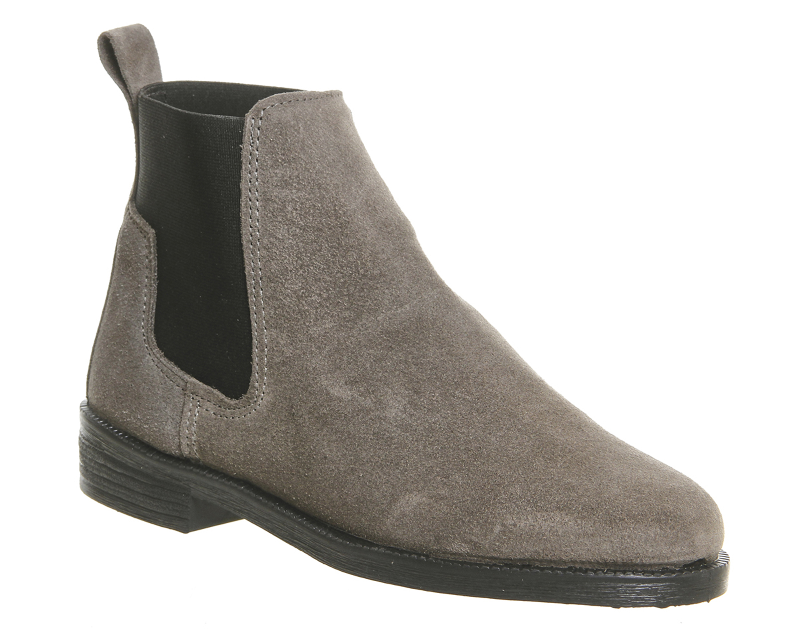 Elegant Shoes By Hudson Women39s Bronte Suede Heeled Chelsea Boots  Grey