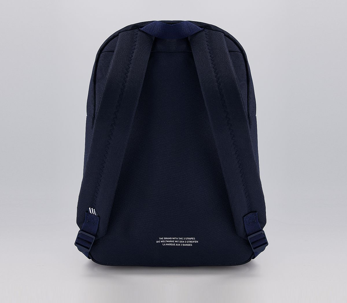 Accessories Adidas Classic Trefoil Backpacks Collegiate Navy White Accessories