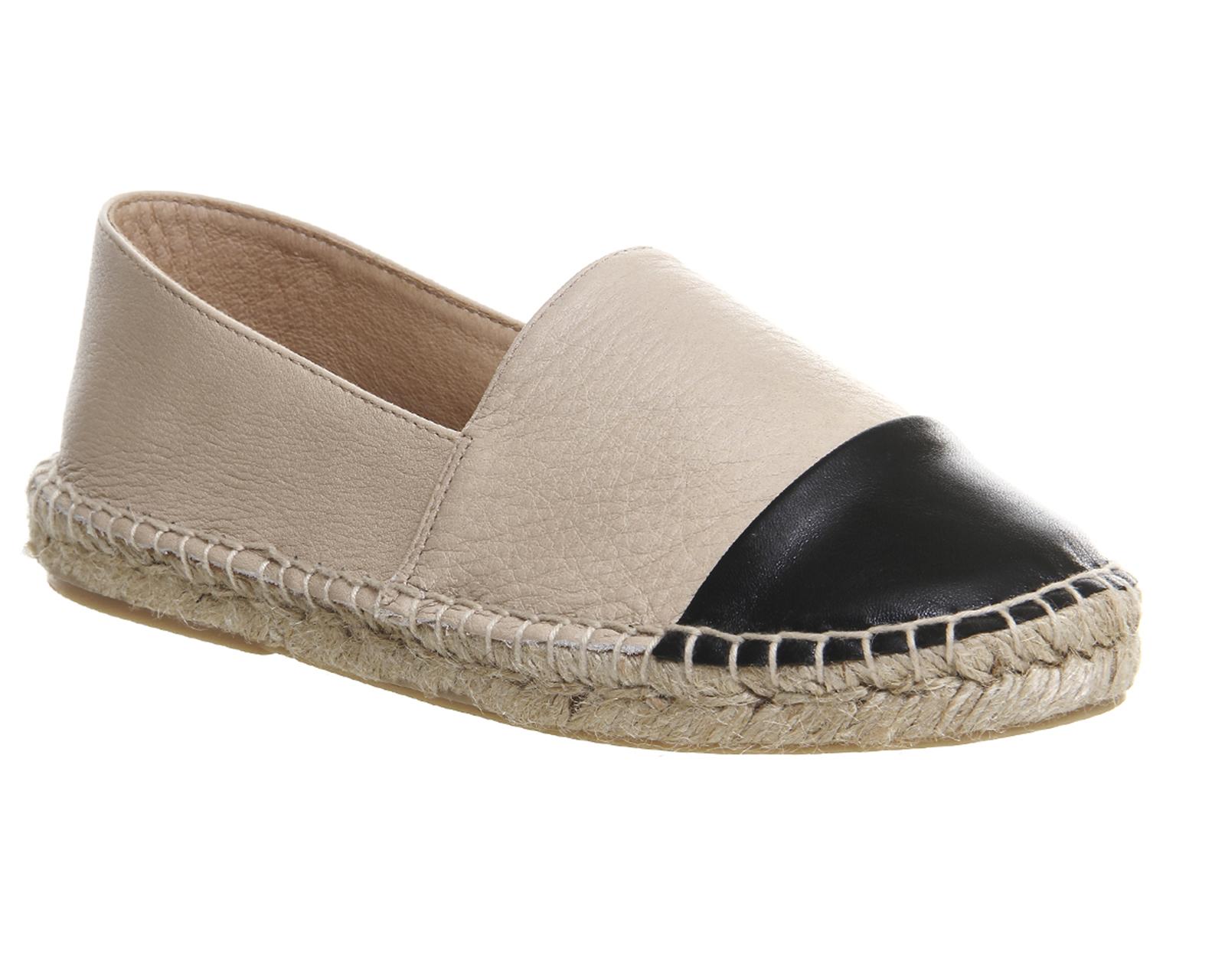 Office Flat Shoes Black