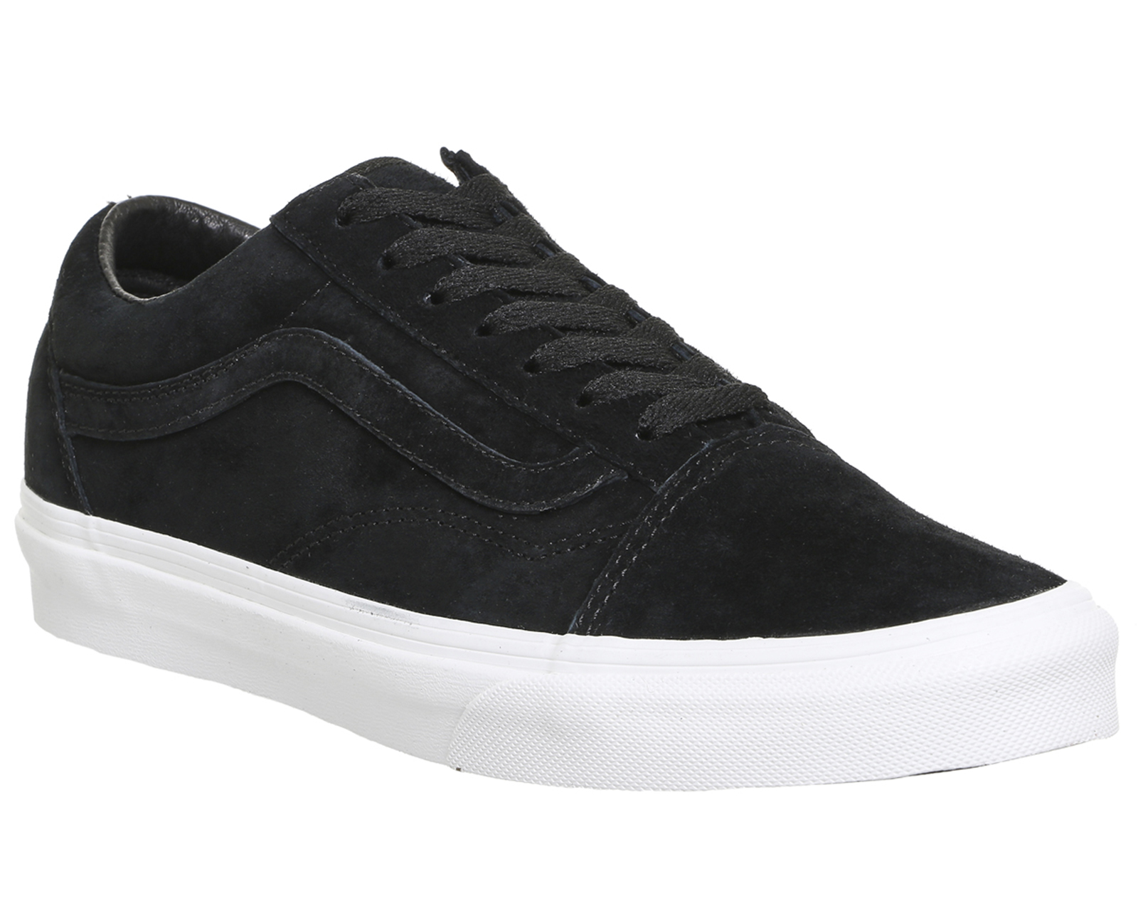 mens black suede vans shoes