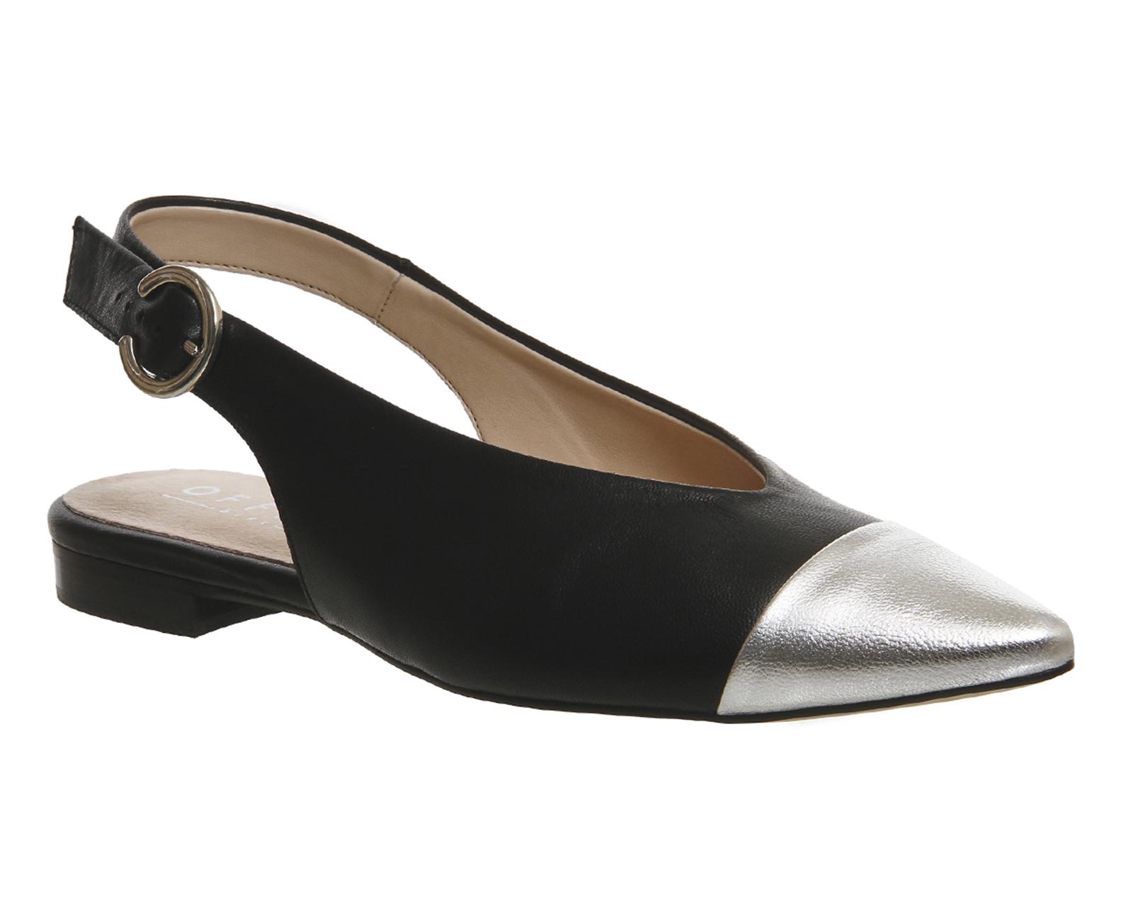 Slingback Shoes Toe Cap Uk