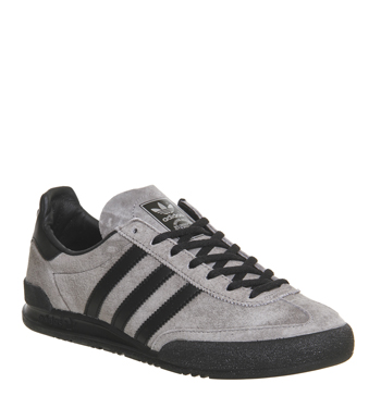 Adidas Shoes Grey And Black