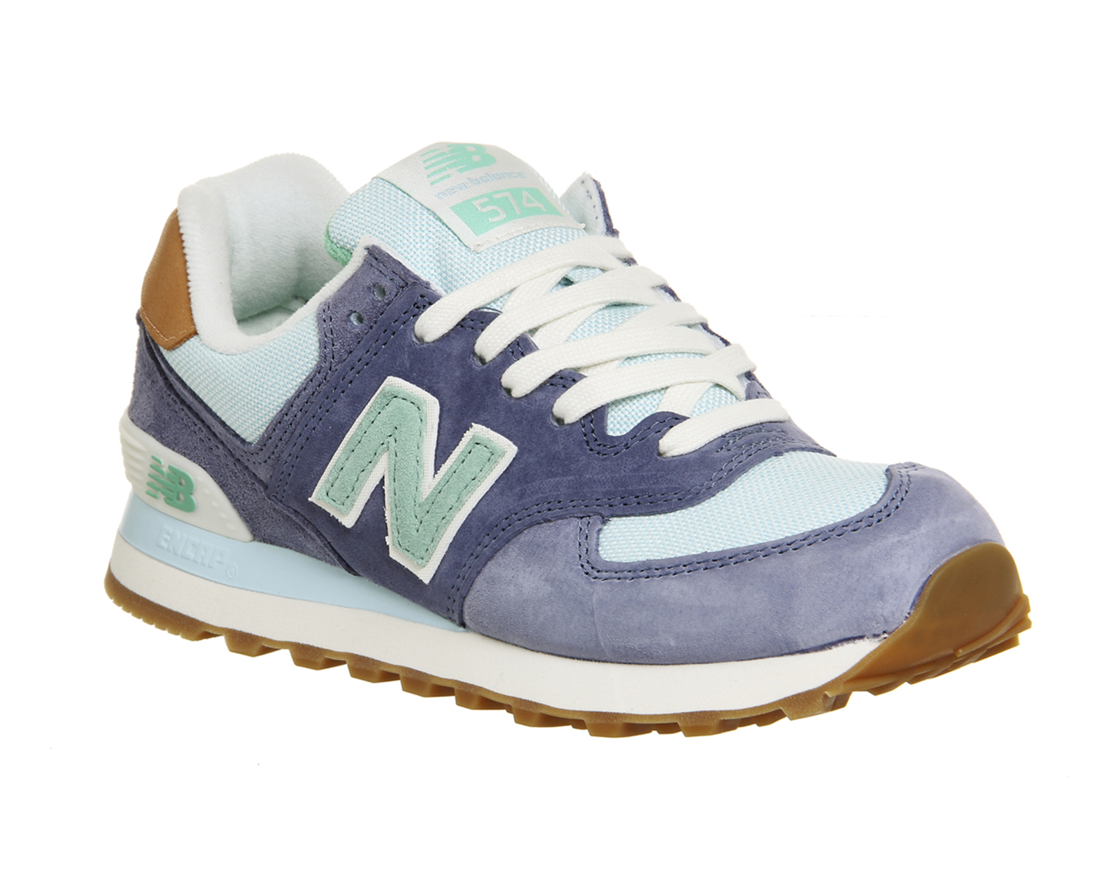 new balance 574 blue teal beach cruiser exclusive trainers. Black Bedroom Furniture Sets. Home Design Ideas