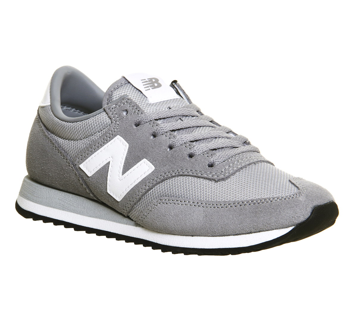 Womens New Balance  Running Shoe Grey White