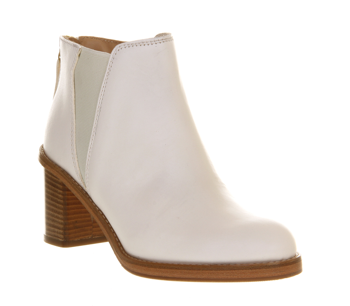 Excellent Durango  Women39s White Leather Western Boots  RD4111  EBay
