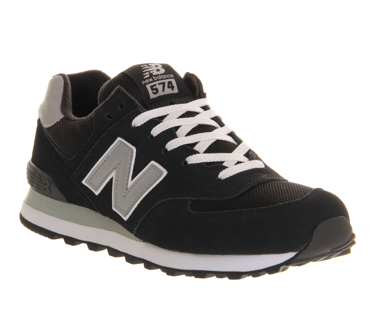 black new balances