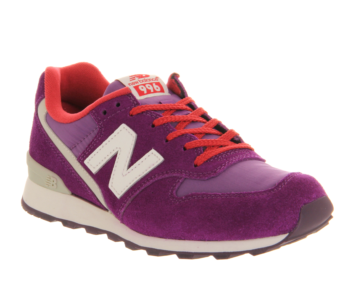 new balance wr996 purple pink trainers shoes. Black Bedroom Furniture Sets. Home Design Ideas