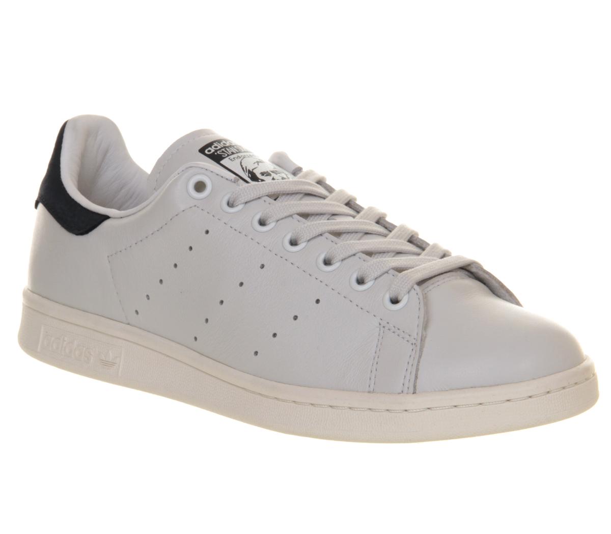 adidas stan smith neo white cobalt blue