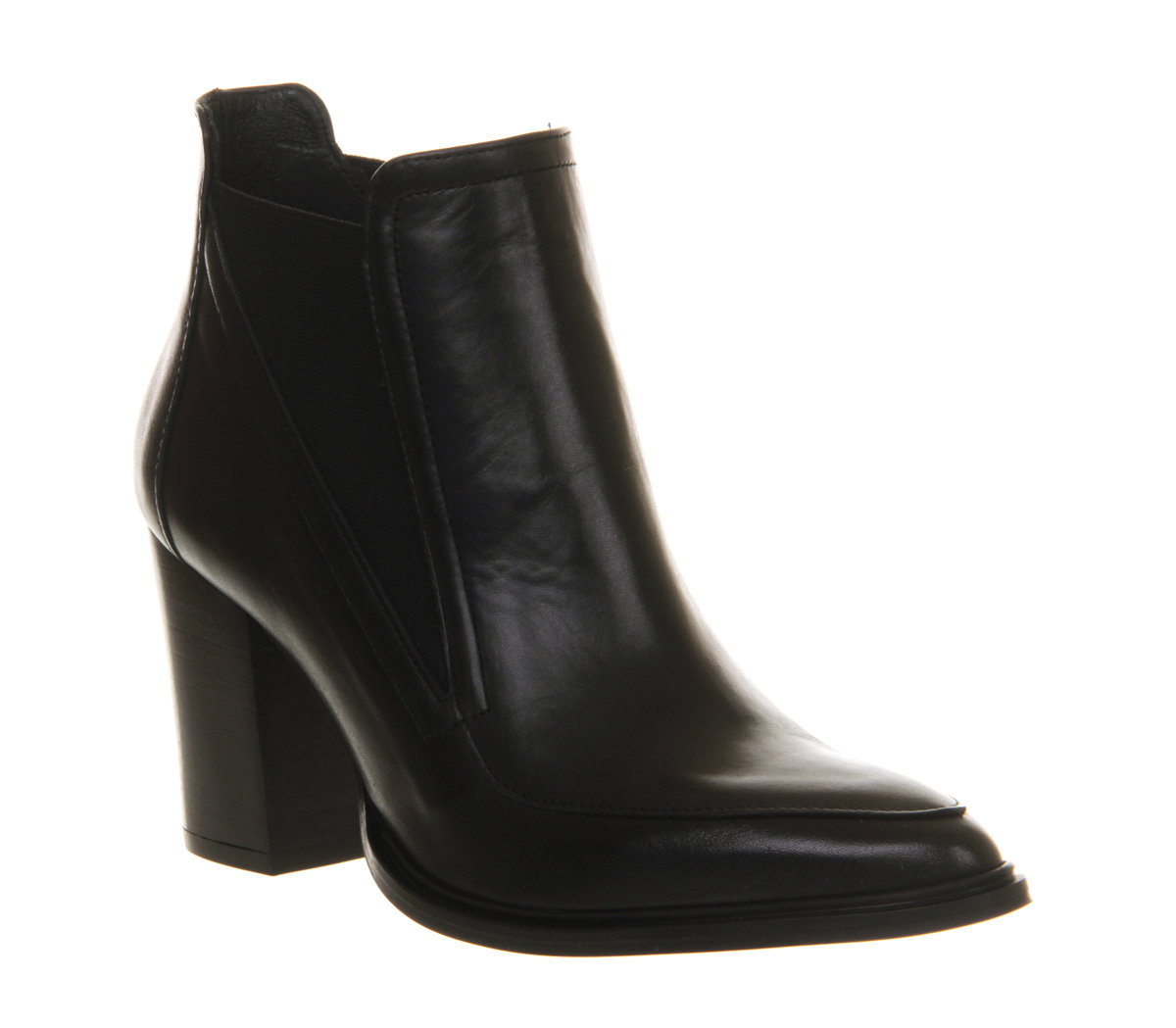 Luxury Office Bramble Chelsea Boots In Black  Lyst