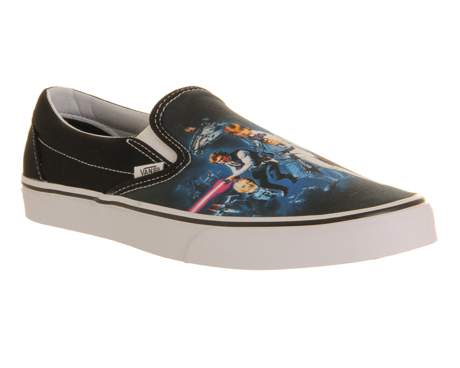 Vans Star Wars Classic Slip On Mens Shoes