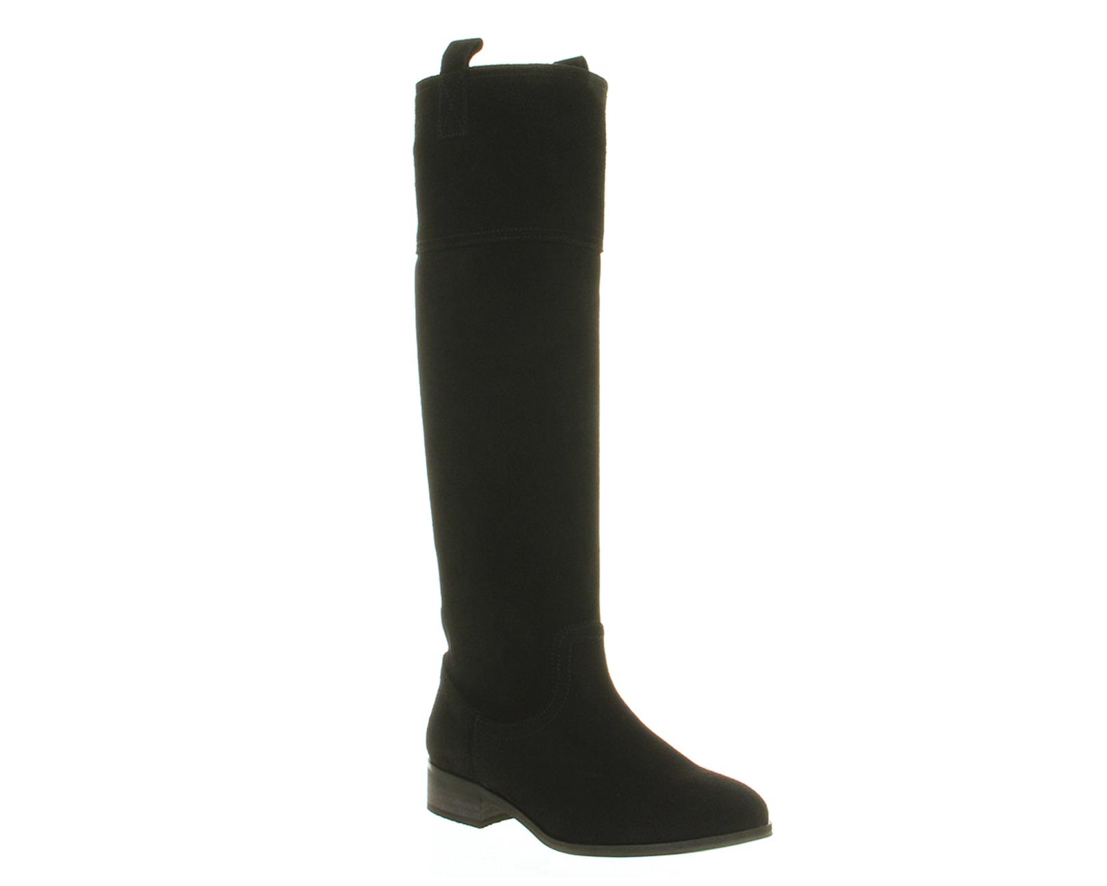 Creative Desert Boot Black Suede  Originals Womens Boots  Clarks Shoes