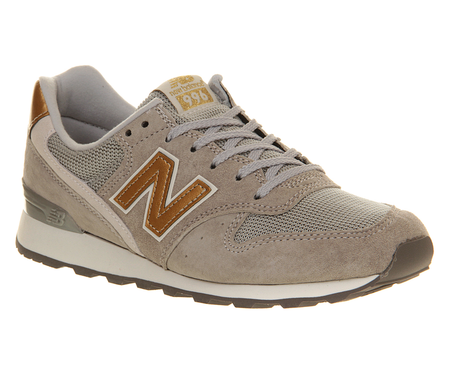 new balance wr996 grey gold silver trainers shoes ebay. Black Bedroom Furniture Sets. Home Design Ideas