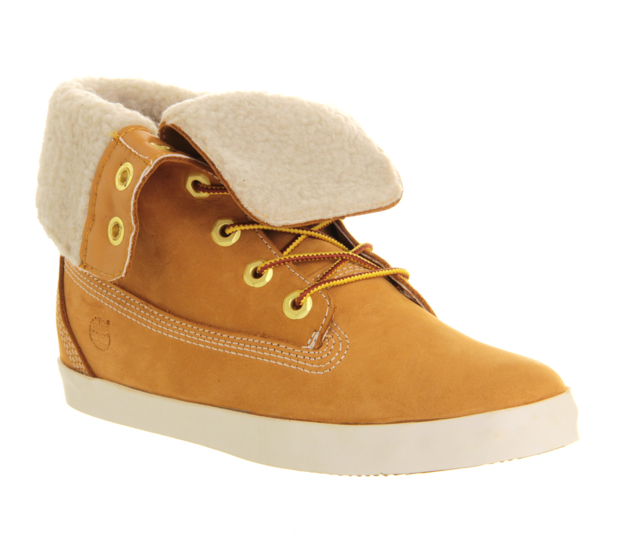womens timberland natural earthkeepers glastenbury fold boots