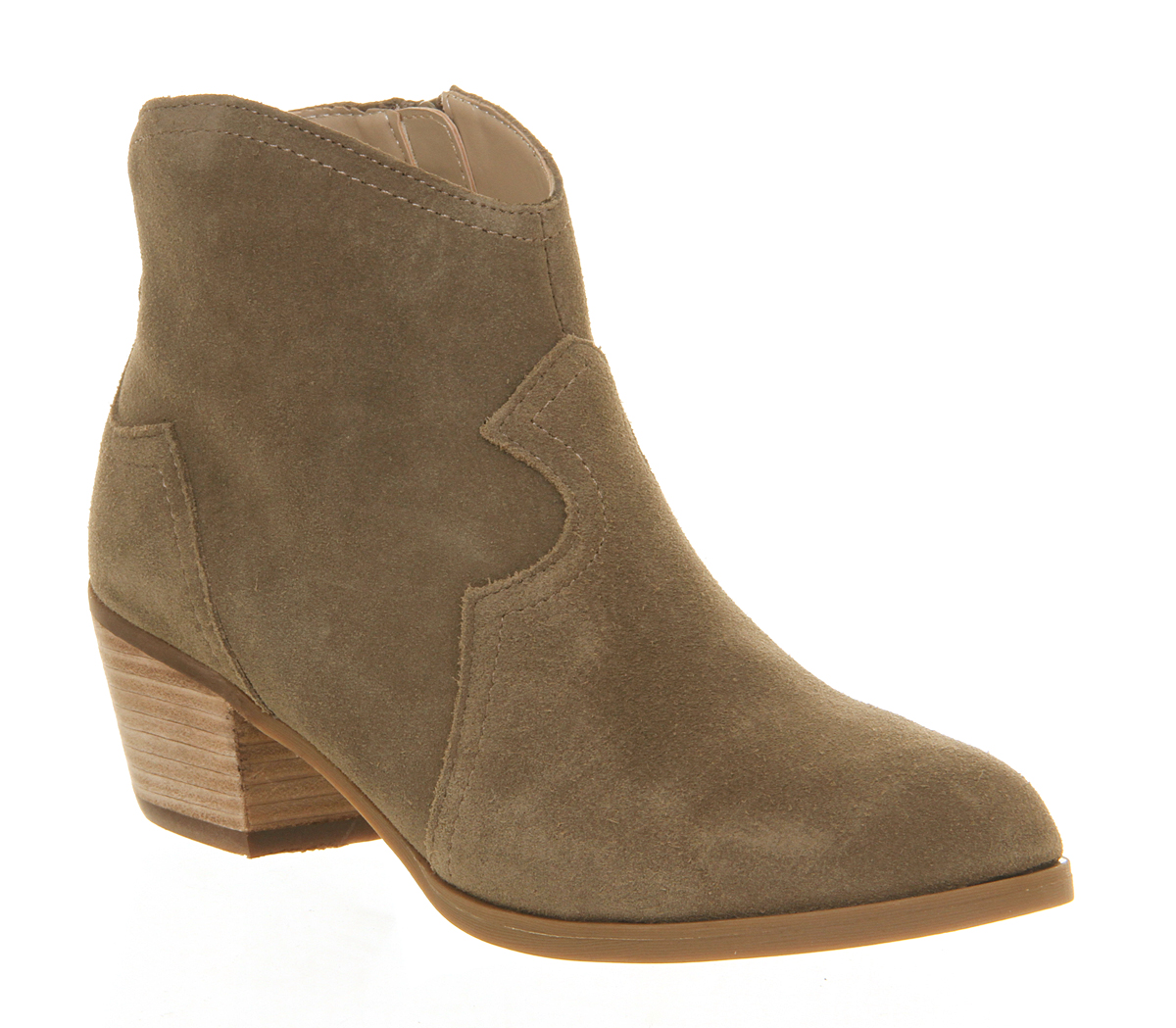 western style ankle boots