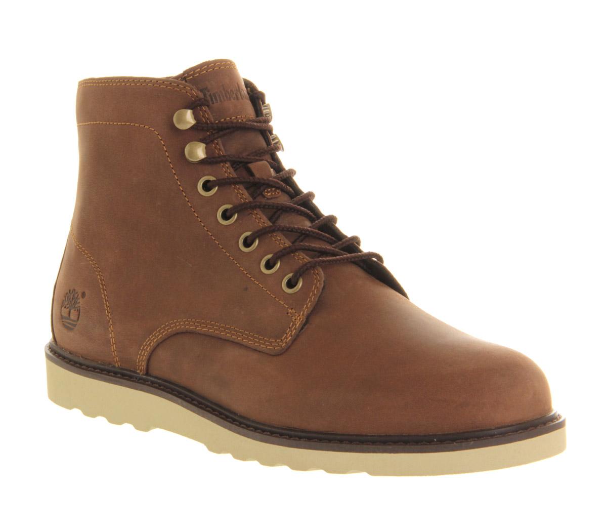 mens timberland ek newmarket wedge boot brown