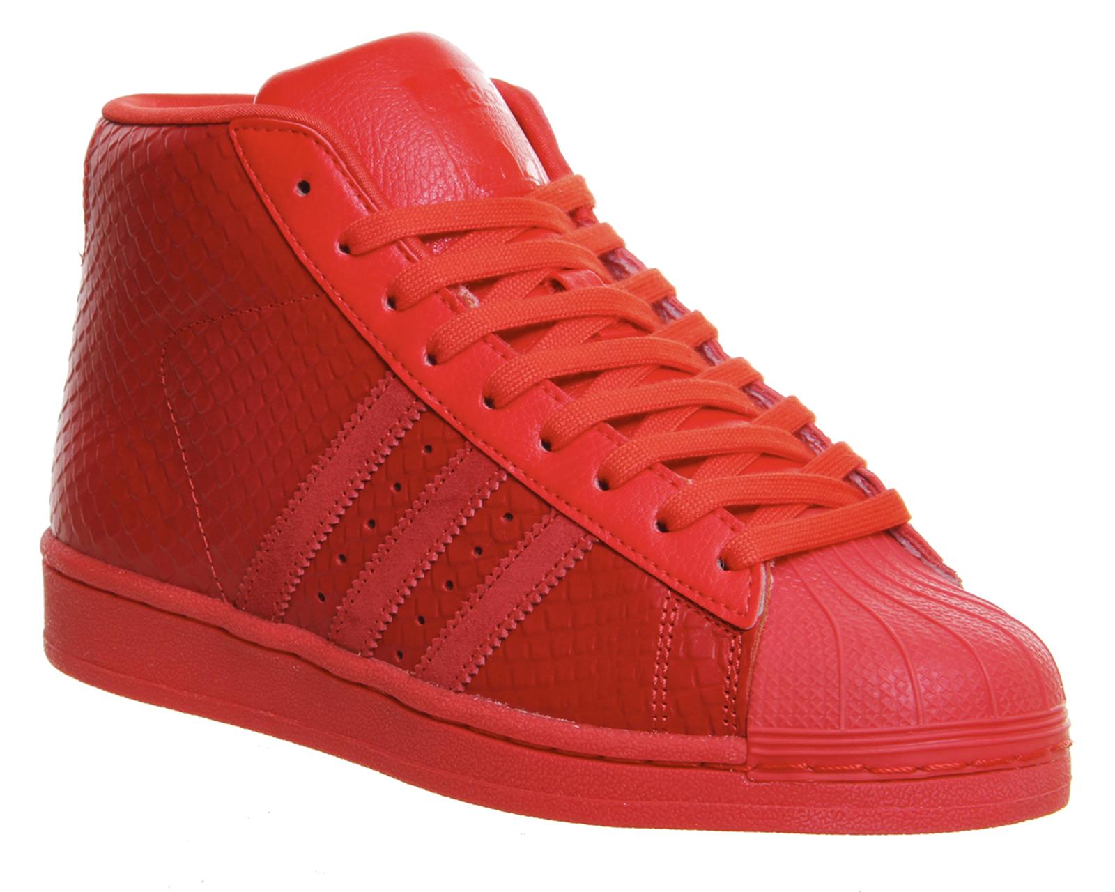 red high top shell toe \u003e Factory Store