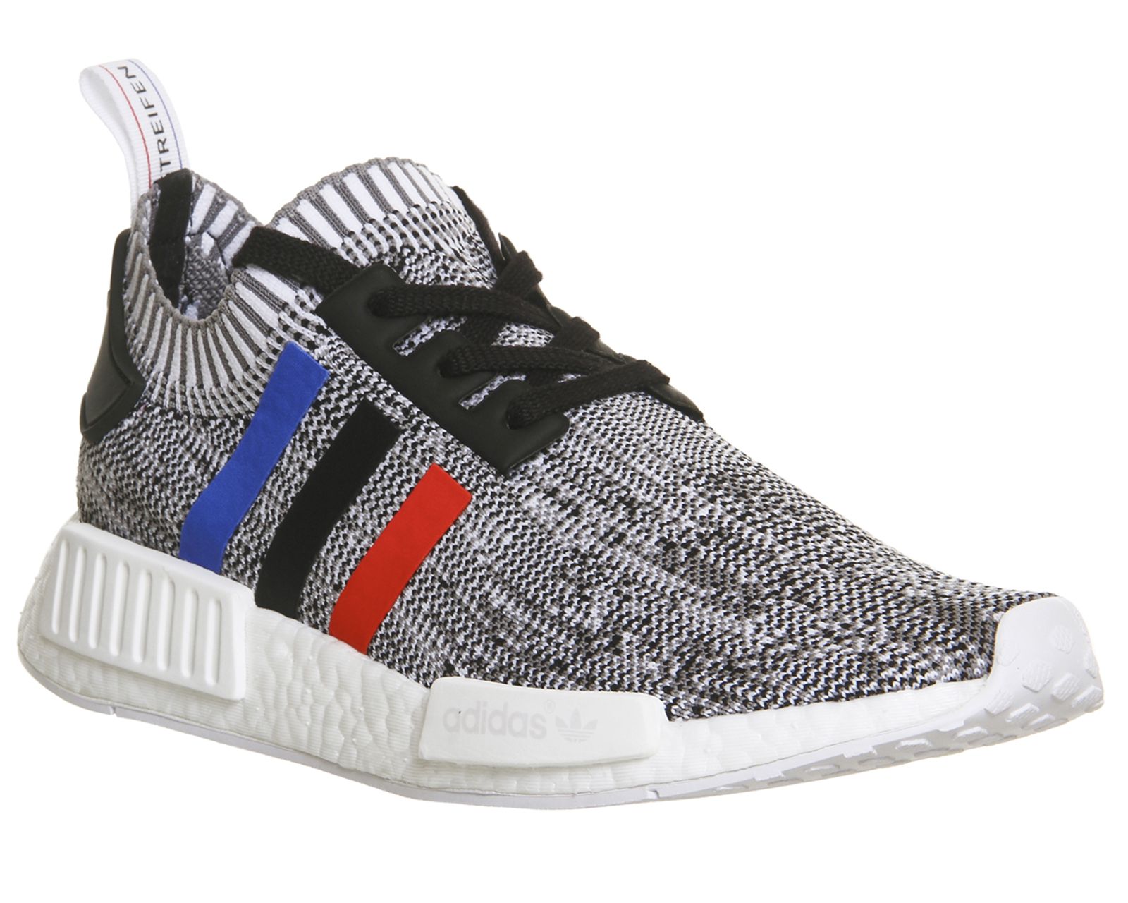 adidas knit shoes. adidas-nmd-r1-prime-knit-white-core-red- adidas knit shoes s