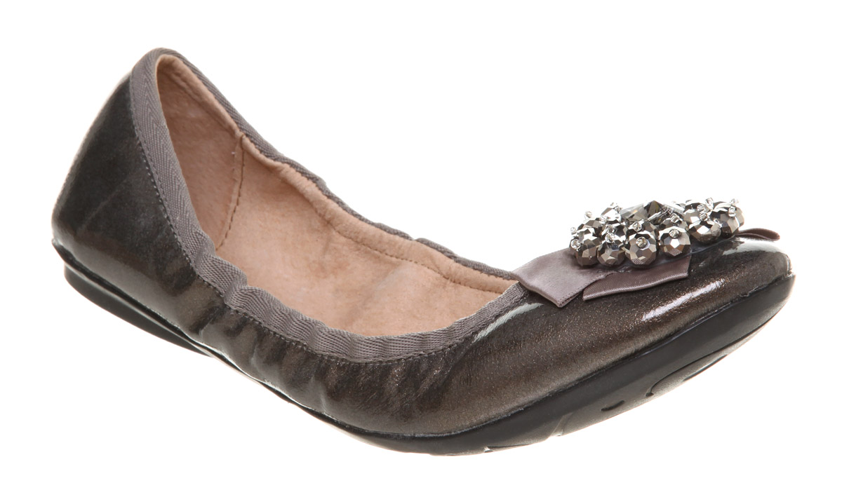 Womens Shoes Pewter