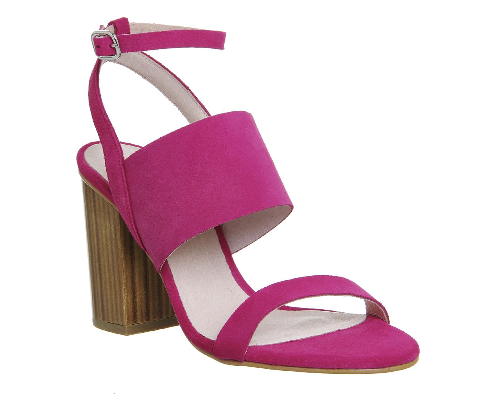 Office Pink Heels