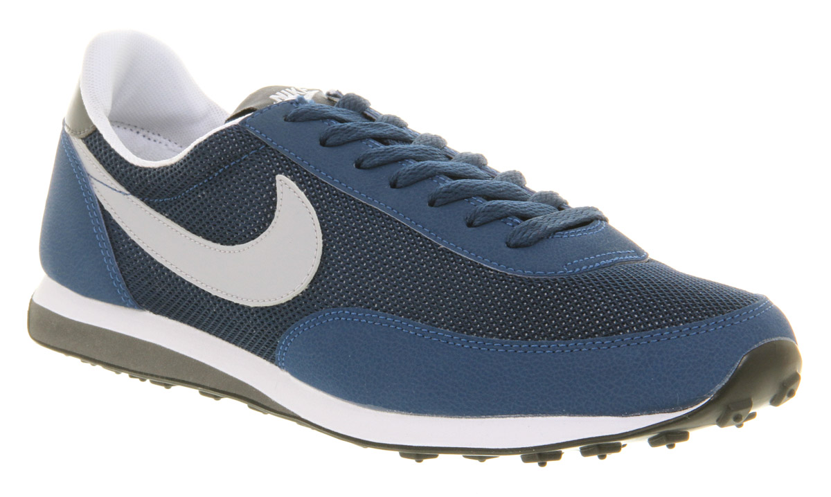nike elite blue wolf grey trainers shoes ebay