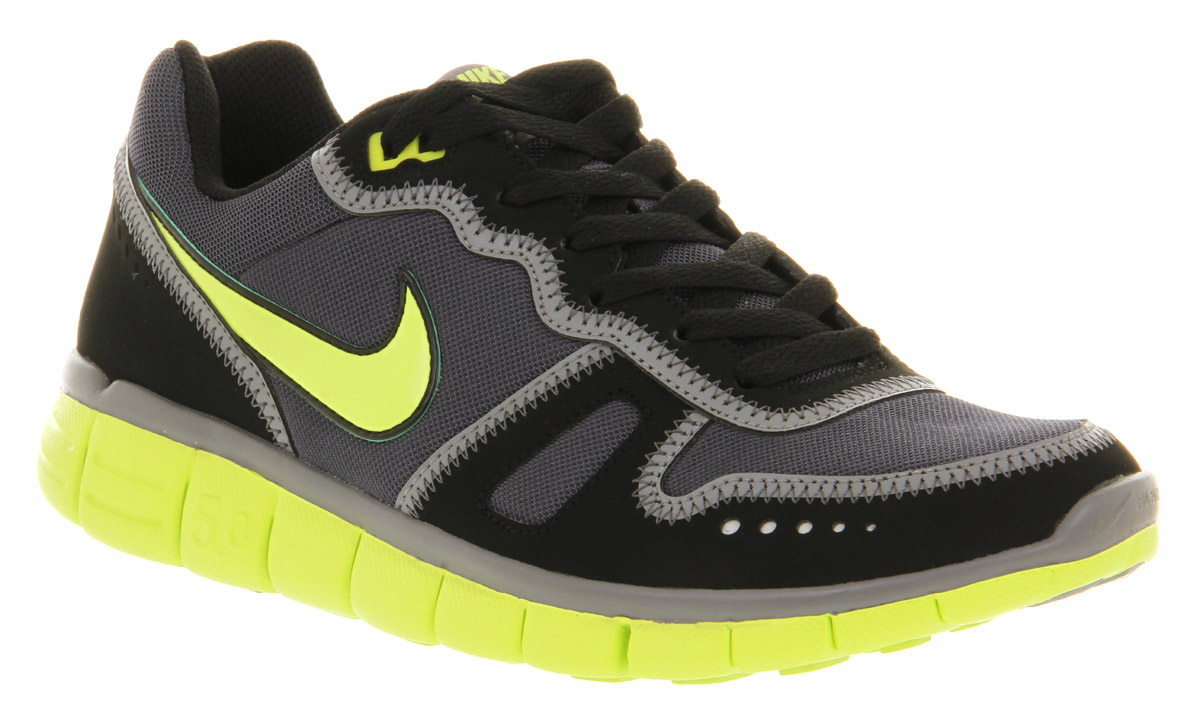 Mens-Nike-Free-Waffle-Ac-Anth-cybercool-Trainers-Shoes