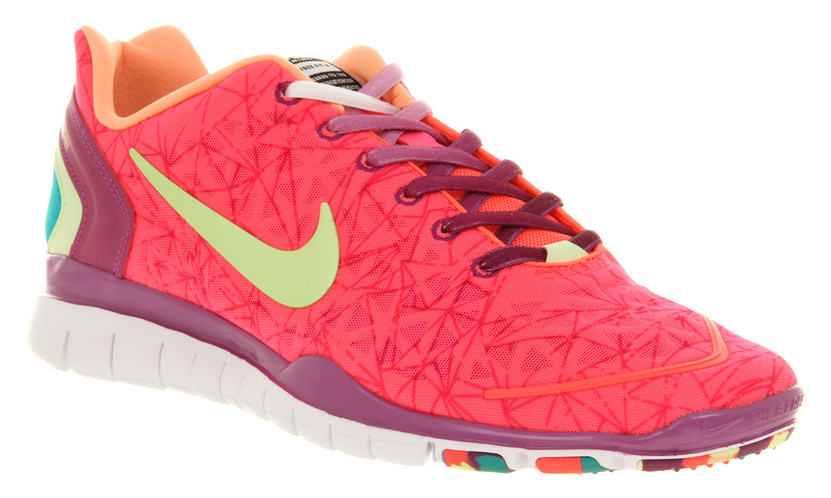 womens nike free trainer fit 2