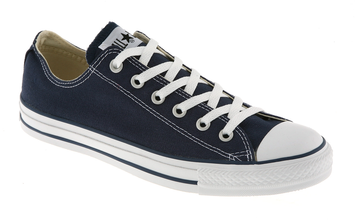 Sports-Converse-All-Star-Ox-Low-Navy-Blue-Canvas