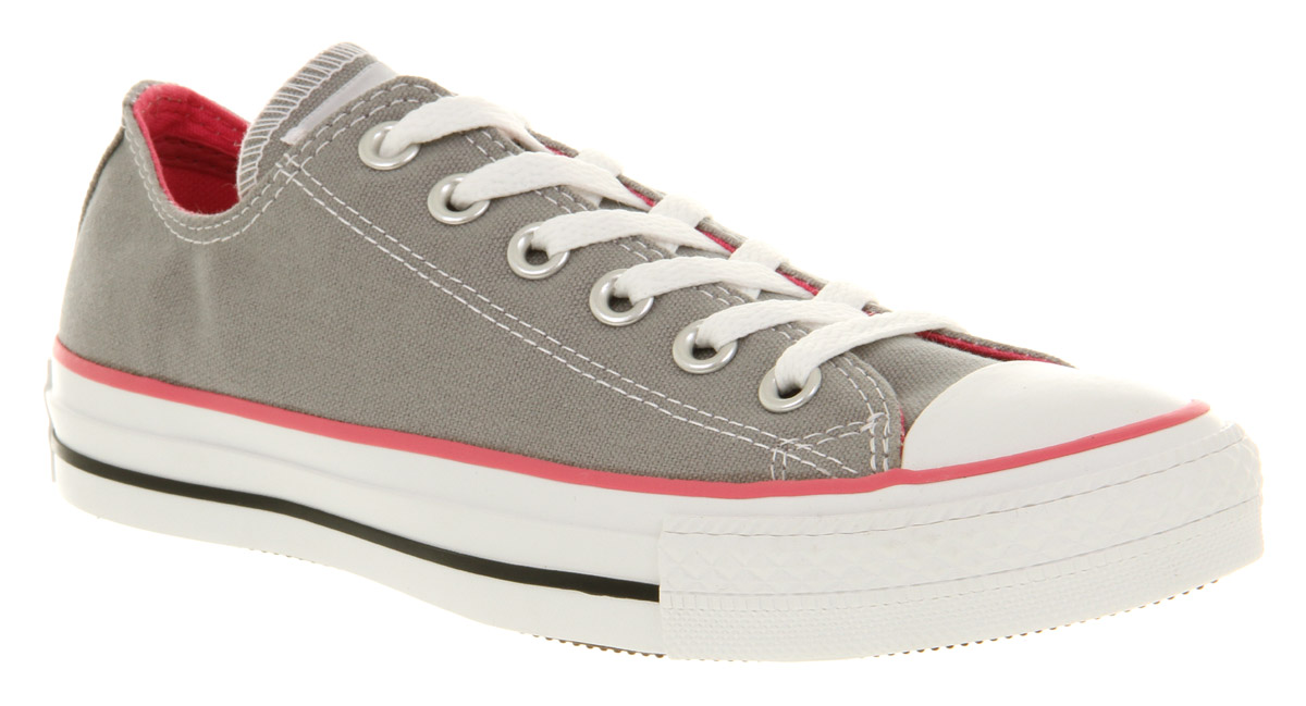 converse all star hombre gris