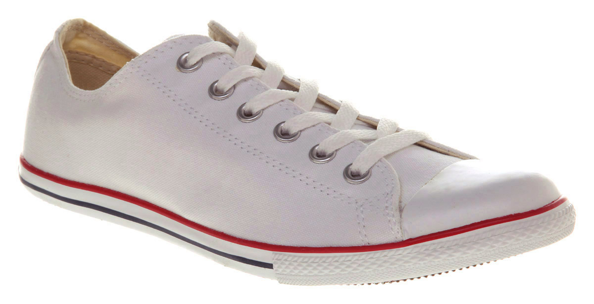 Converse Shoes Slim Ox
