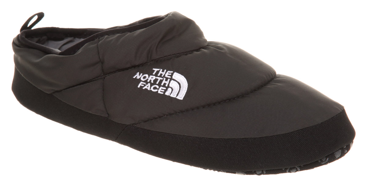 Mens-The-North-Face-Mens-Nse-Tent-Mule-Ii-Black-Trainers-Shoes
