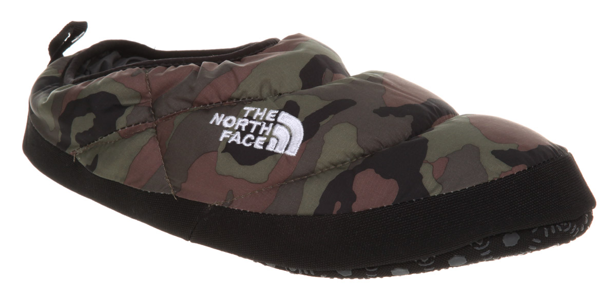 Mens-The-North-Face-Mens-Nse-Tent-Mule-  sc 1 st  eBay & Mens The North Face Mens Nse Tent Mule Ii Camo Green/blk Trainers ...