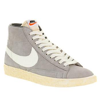 nike blazer high vintage sneakers