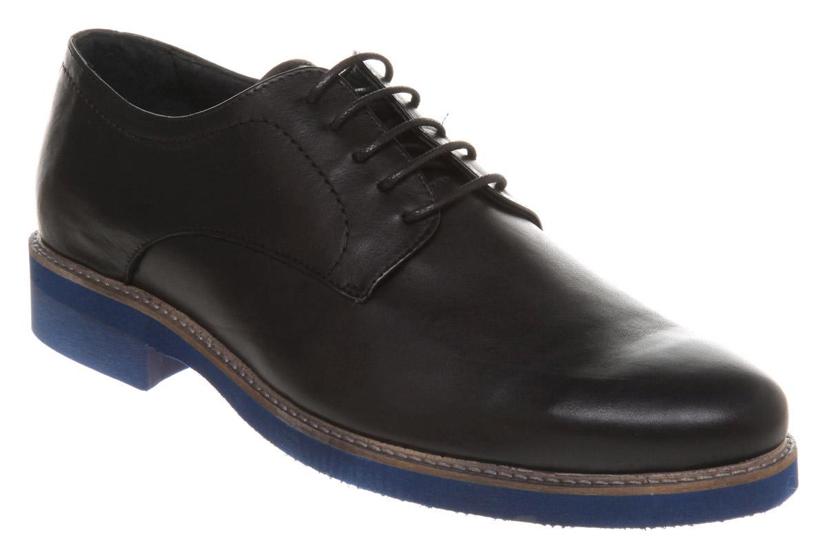 mens ffor midgard lace up black leather formal shoes ebay