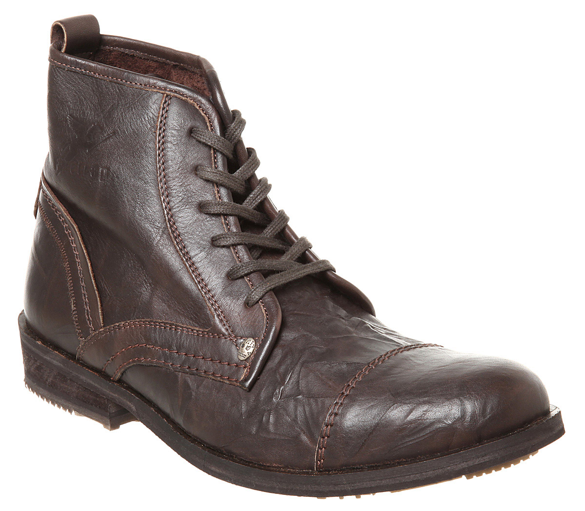 Firetrap Mens Shoes Brown