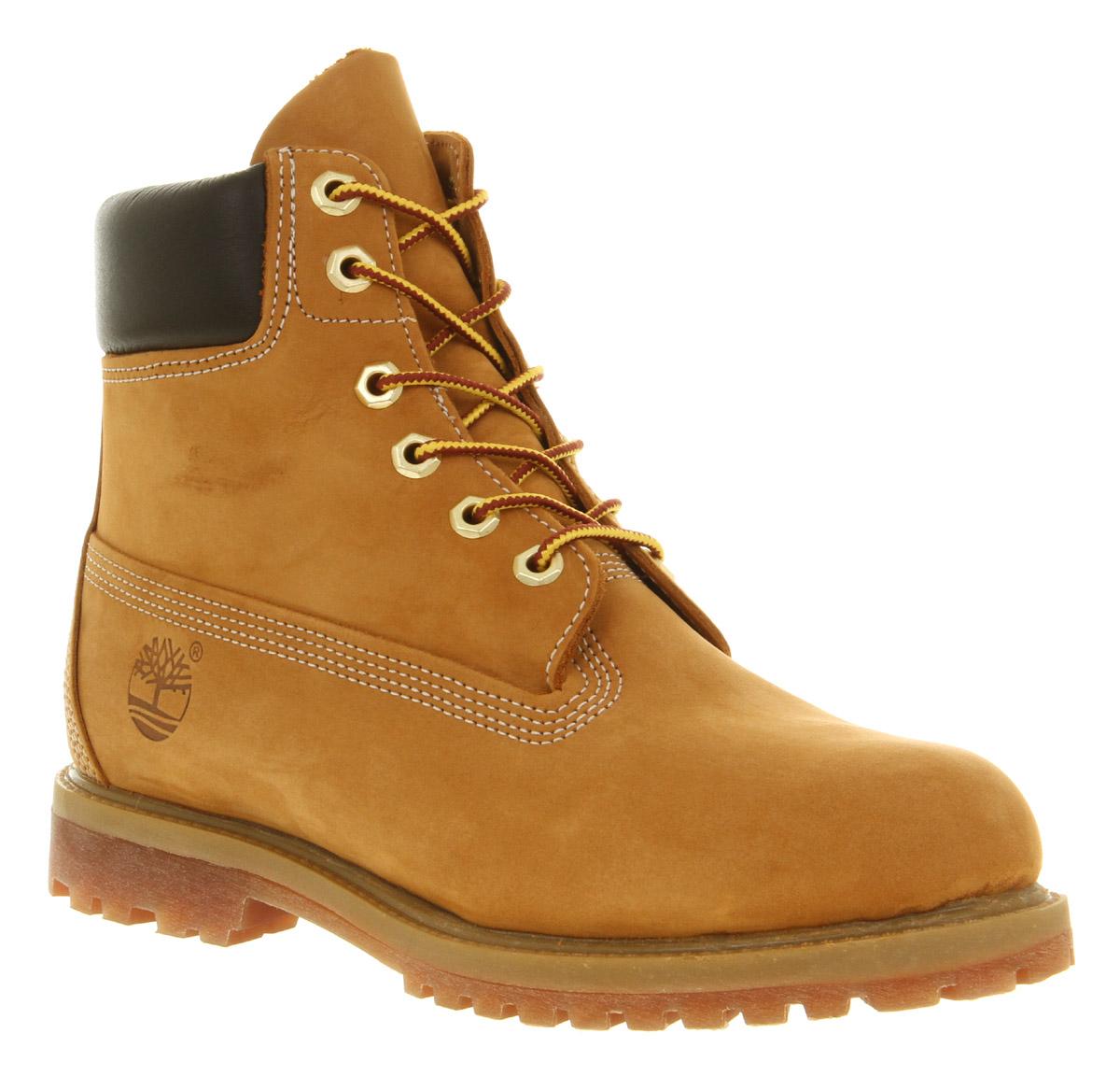 timberland boot wheat