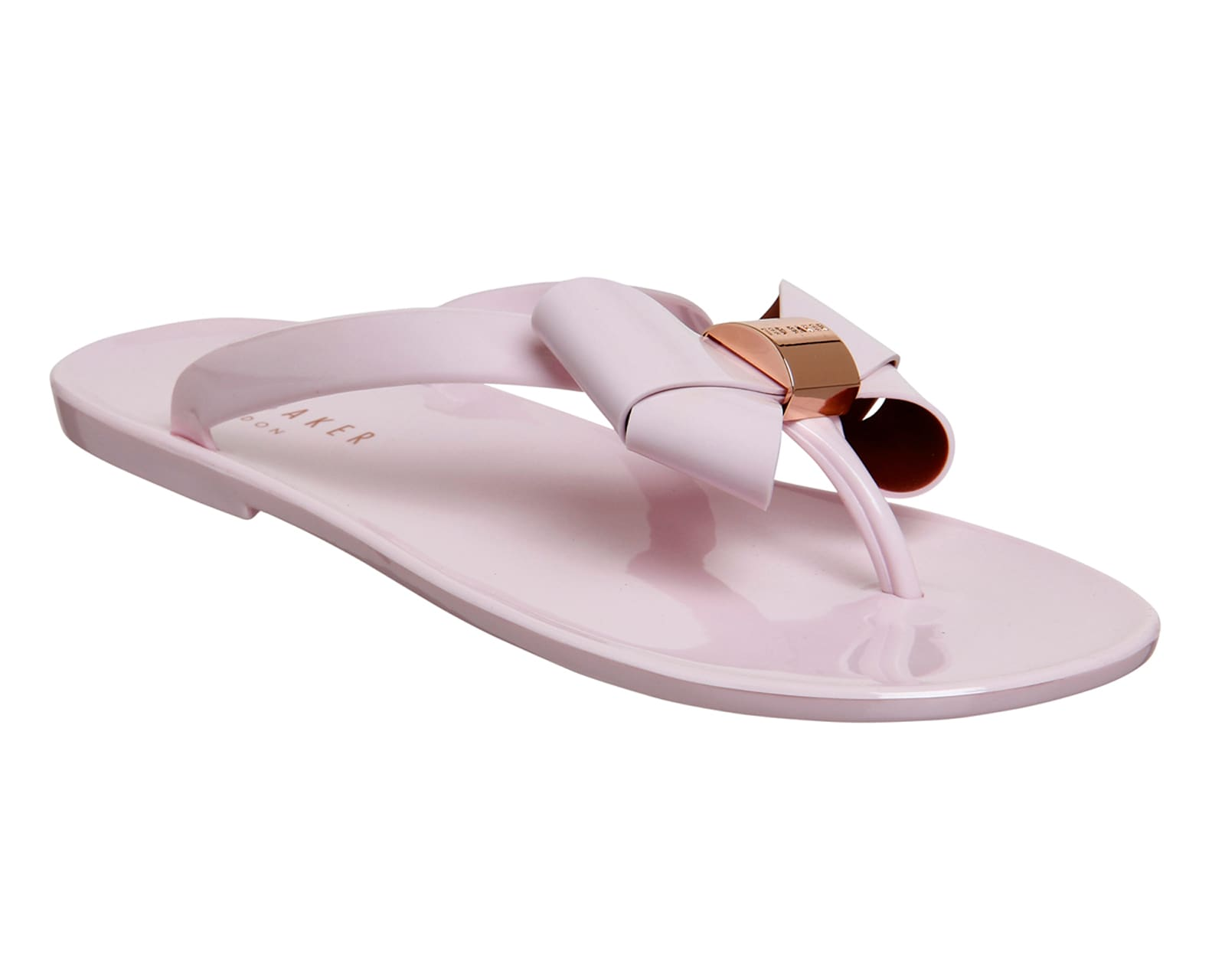 Womens Ted Baker Ettiea Flip Flop Light Pink Sandals Ebay