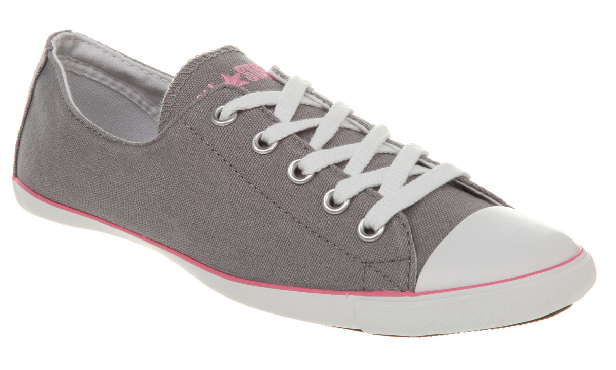Converse Trainers Grey