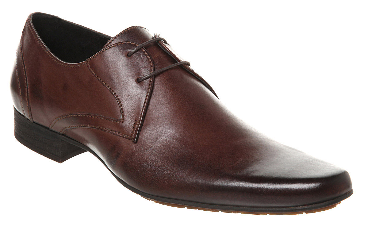 Mens-H-By-Hudson-Livingston-Lace-Gib-Brown-Leather-Formal-Shoes