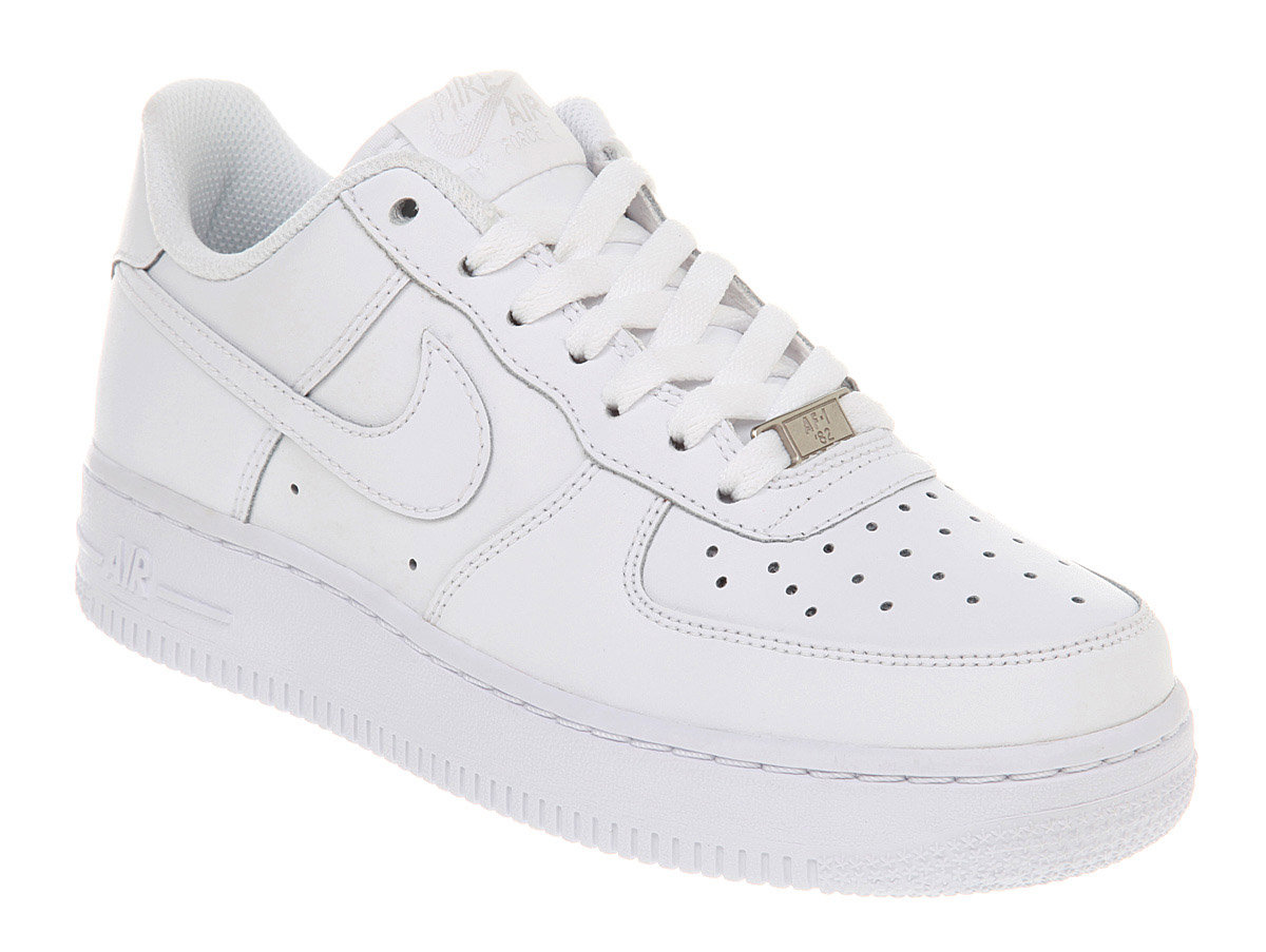 big kids nike air force ones