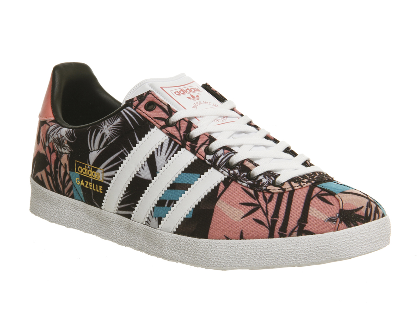 ladies adidas gazelle trainers sale