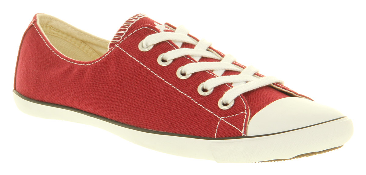 Womens-Converse-Ct-Lite-Ox-Maroon-Smu-Trainers-Shoes