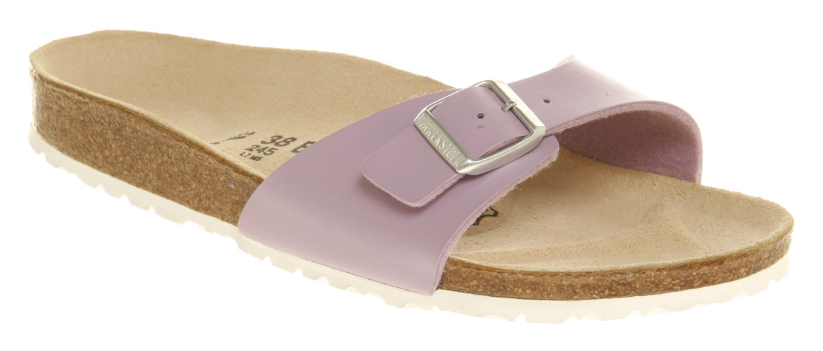 Womens-Birkenstock-Madrid-1-Bar-Mule-Lilac-Smu-Sandals